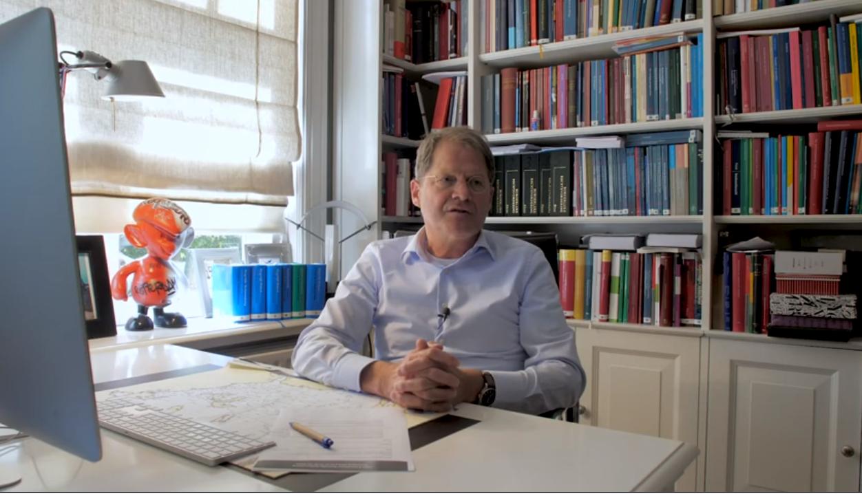 Toon van Mierlo praat over Tekst en Commentaar Burgerlijke Rechtsvordering