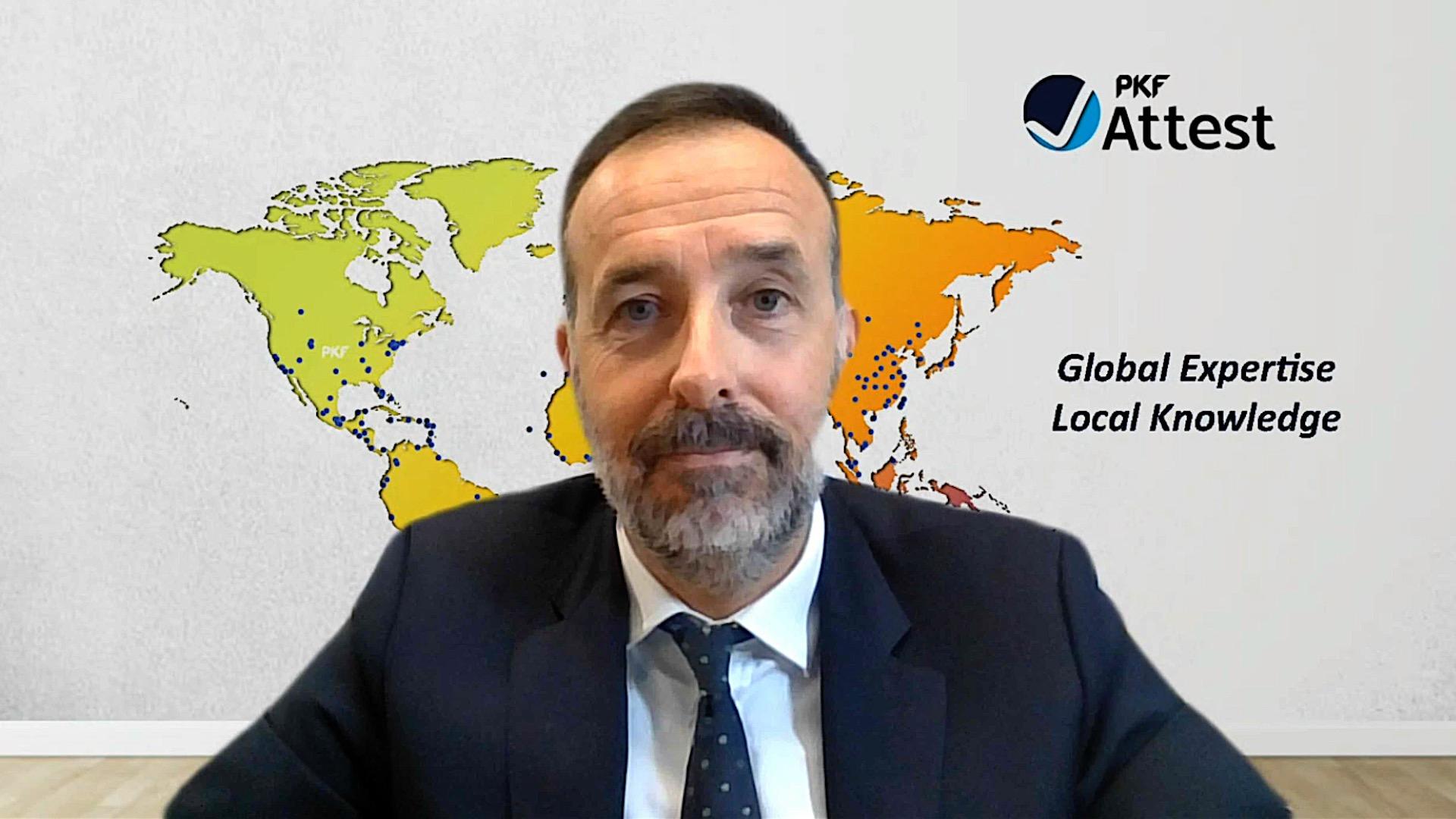 Mariano Aróstegui, Director del Área de Corporate Compliance en PFK Attest