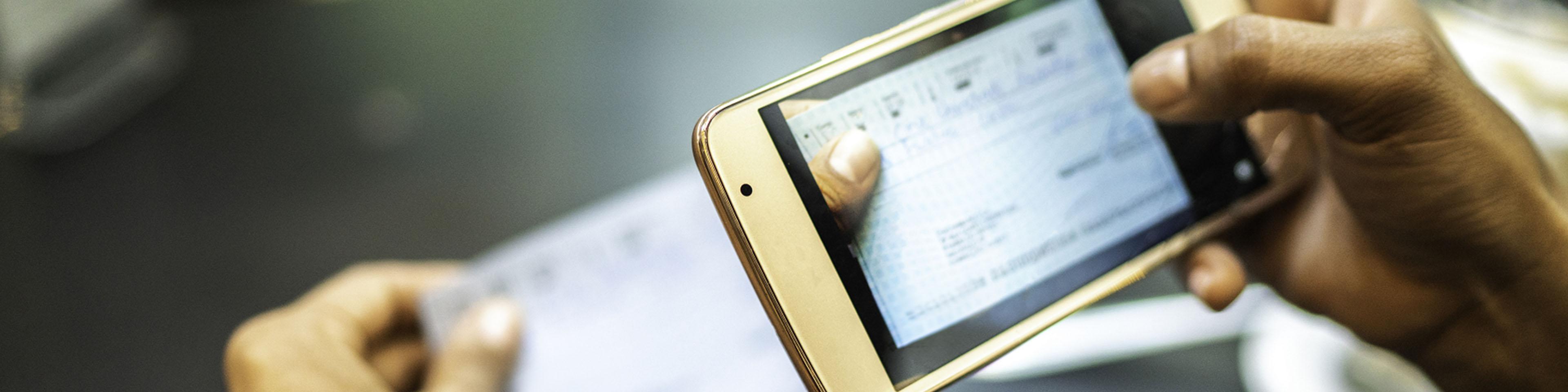 Digitaal, elektronisch of papier