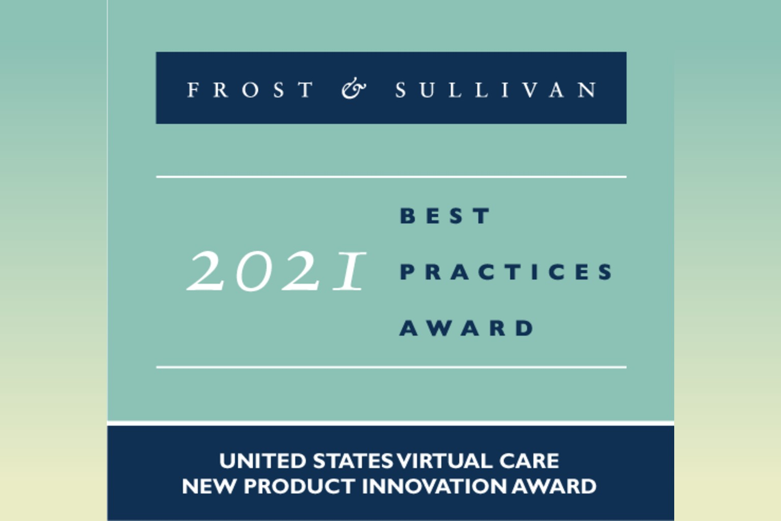 Wolters Kluwer Clinical Surveillance receives Frost & Sullivan New Product Innovation Award Sentri7 and POC Advisor clinical surveillance solutions recognized as game-changers for C. difficile infection, sepsis, and decompensation monitoring