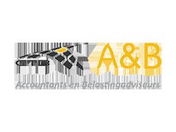 Logo A&B Accountants en Belastingadviseurs