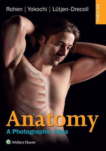 Anatomy, A Photogenic Atlas book cover