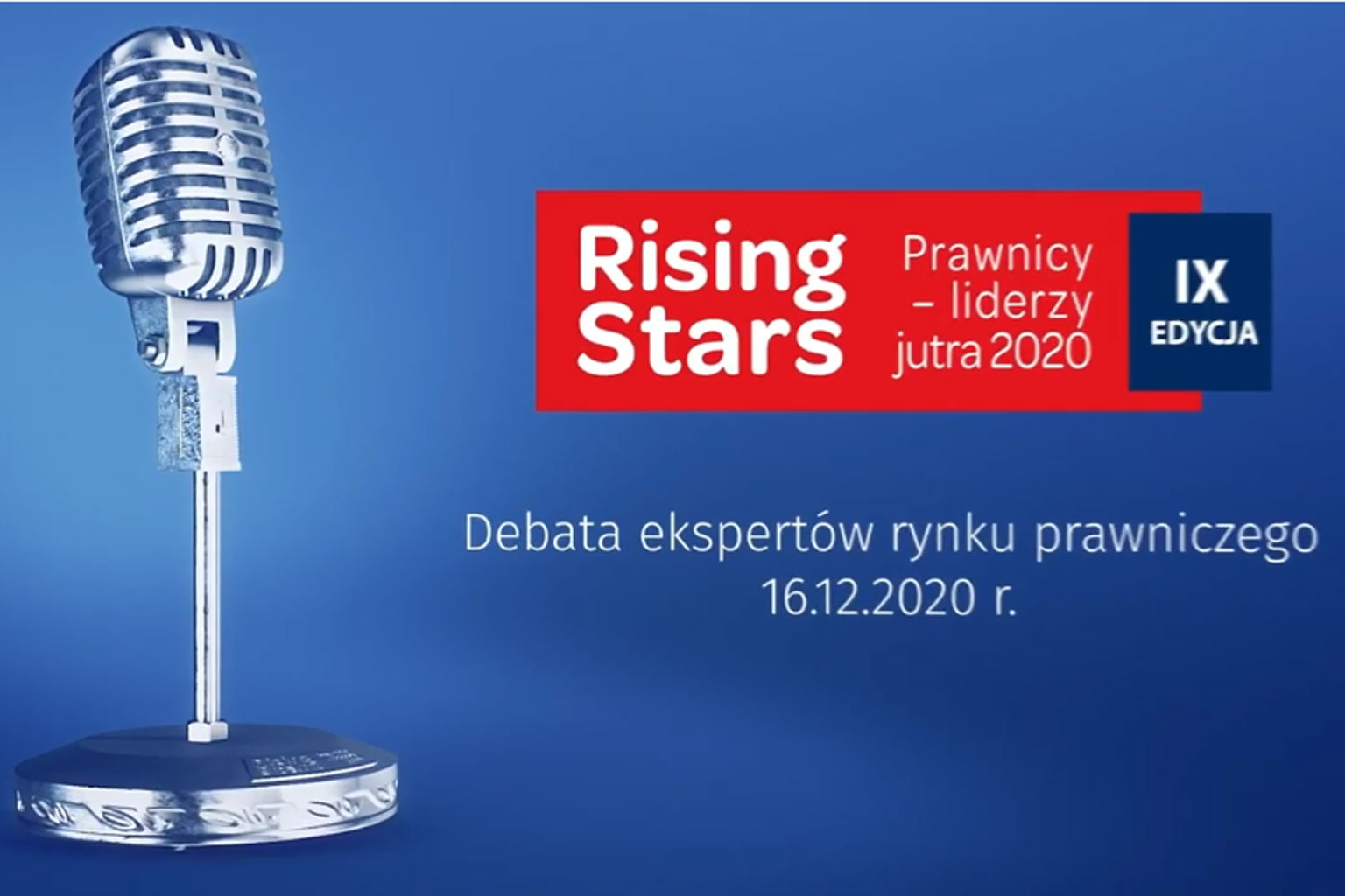 Rising Stars debata