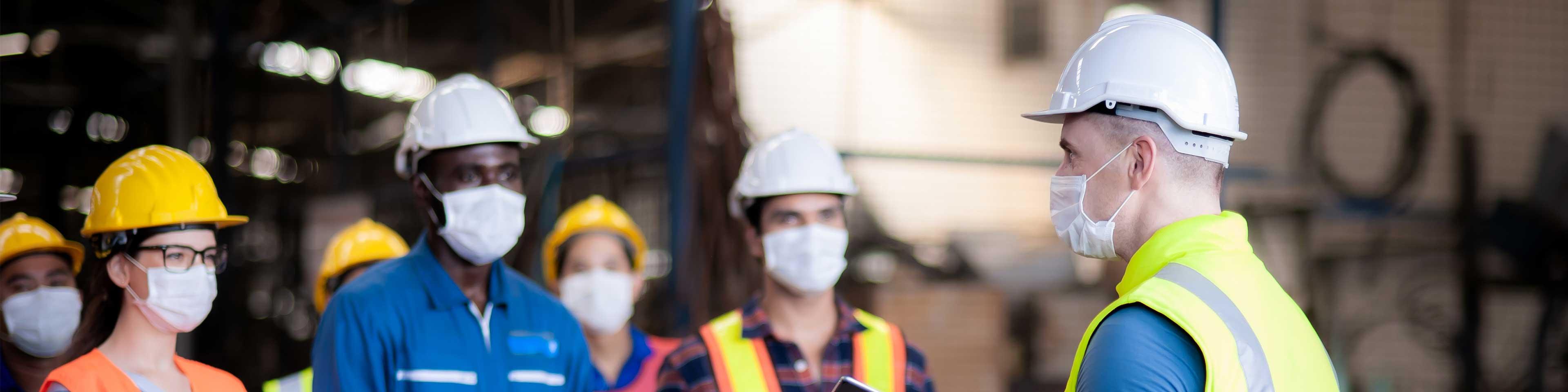 En tant que conseiller en prévention, comment anticiper l'arrivée de tiers allophones sur le lieu de travail ?