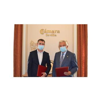 Acuerdo Cámara de Comercio Sevilla