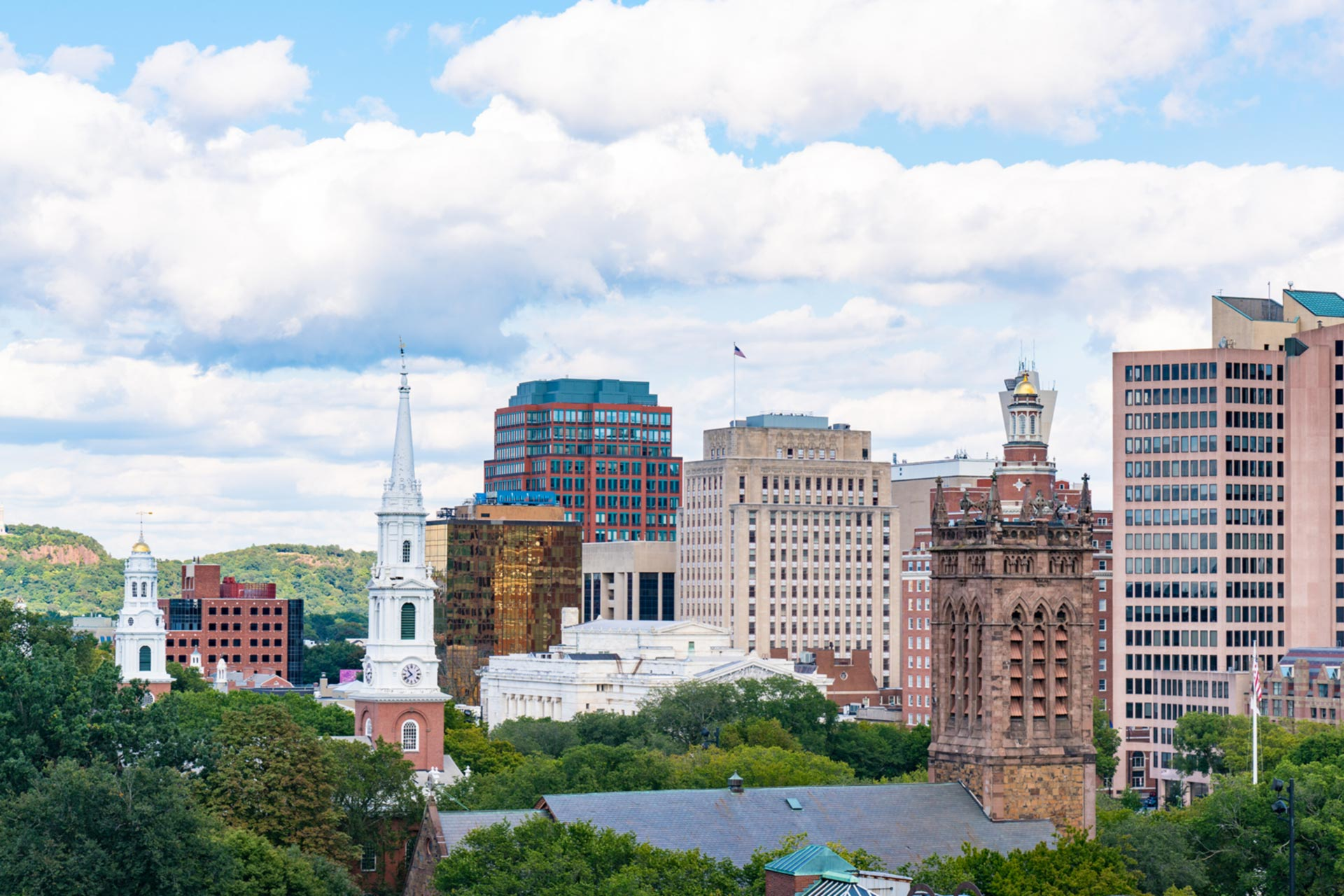 Connecticut has special considerations for a registered agent.  CT Corporation has experienced professionals who can assist.