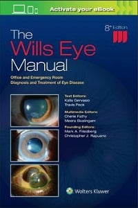 The Wills Eye Manual book cover