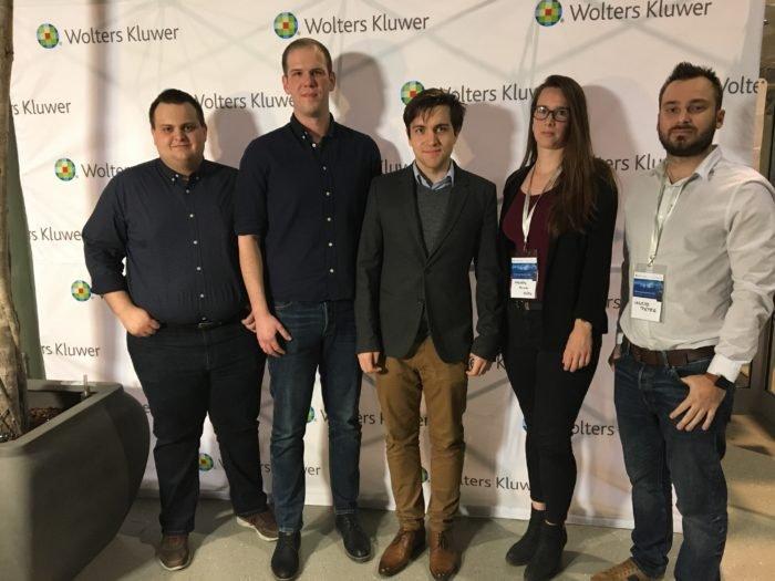 Hackathon 2019 - a nyertes csapat