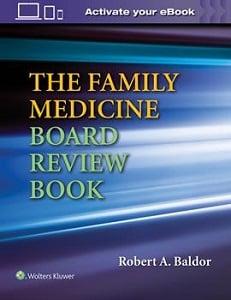 The Family Medicine Board Review Book book cover