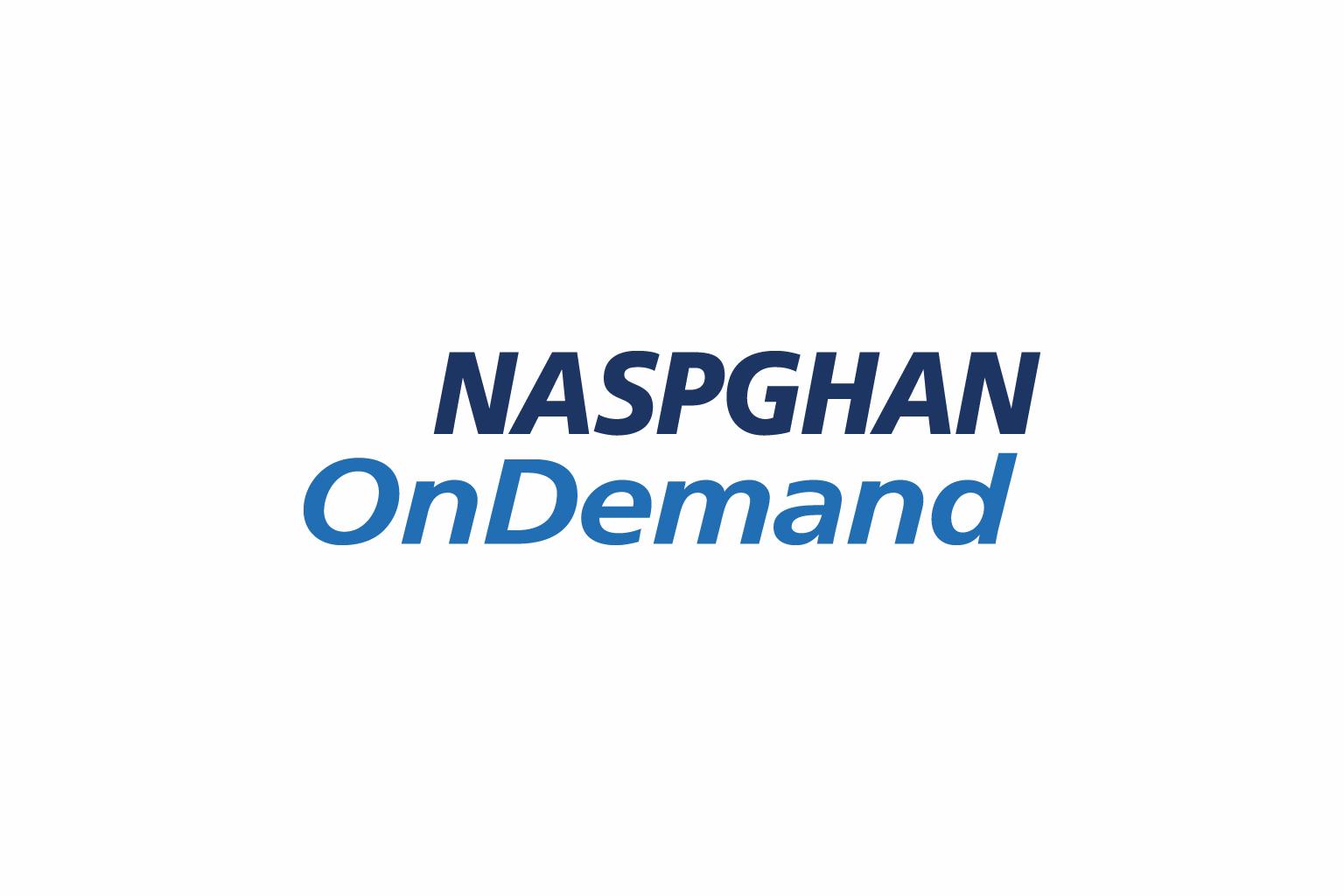 NASPGHAN OnDemand logo
