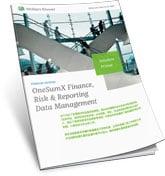 OneSumX FRR Data Management Solution Primer 2020 CN