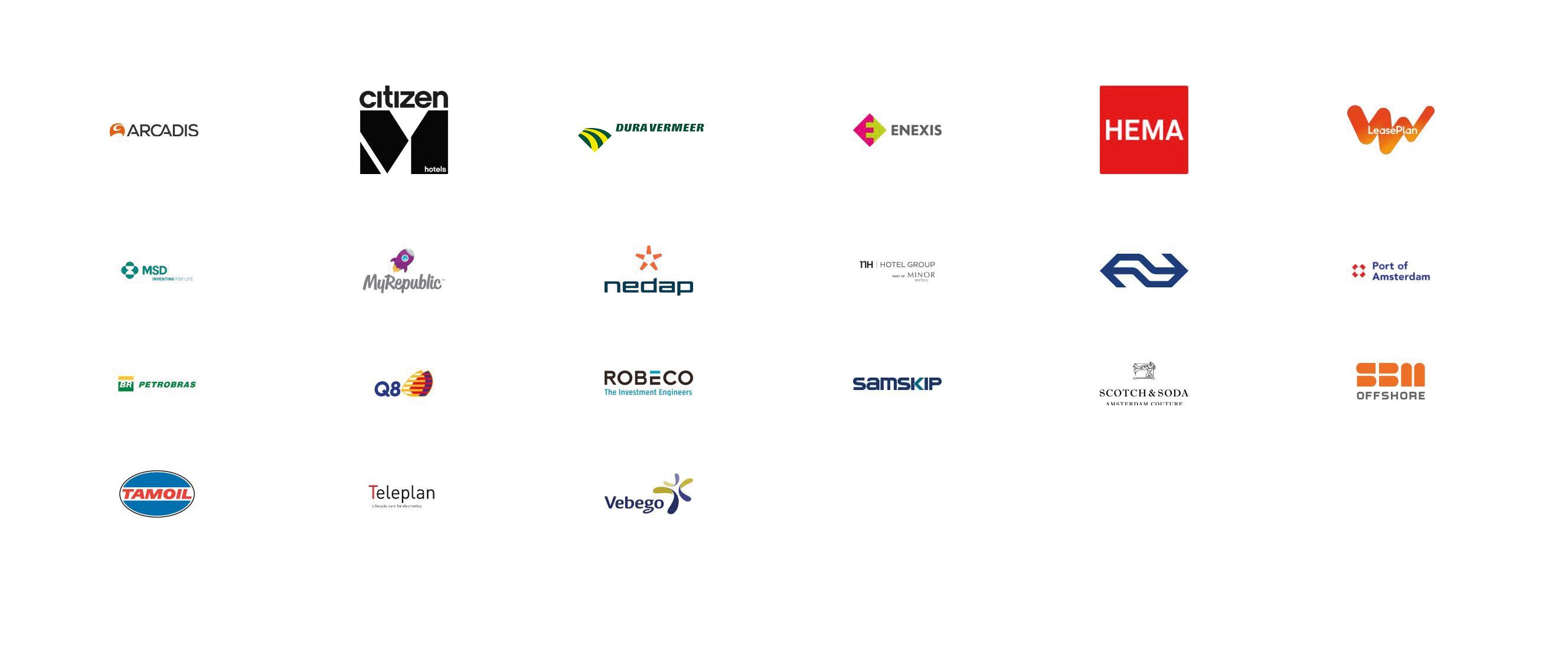 Legisway Customer Logo - NL
