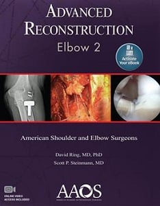 Advanced Reconstruction: Elbow 2 book cover
