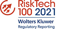 Chartis RiskTech 100-2021 Regulatory Reporting award