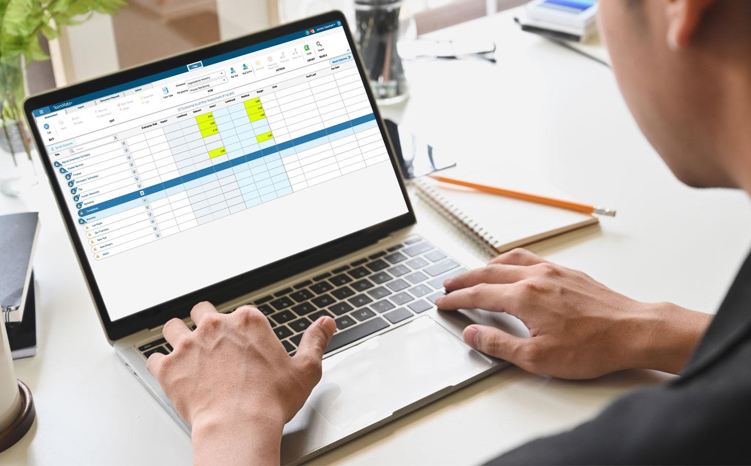 TeamMate+ Internal Audit Management