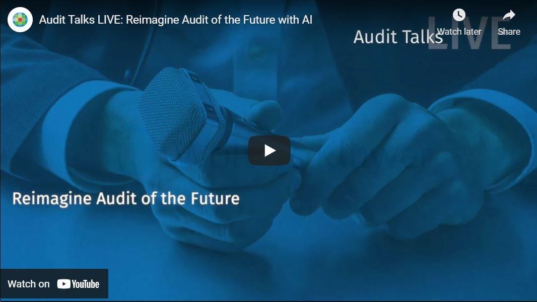 Audit Talks Live Reimagine