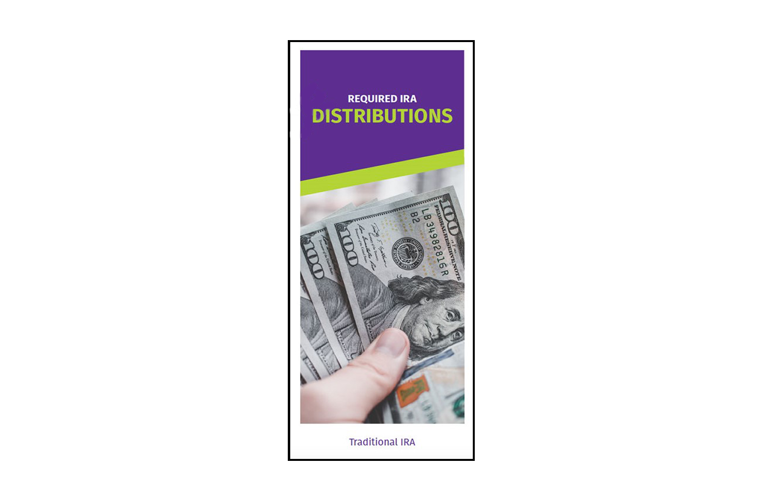 Required IRA Distributions Brochure