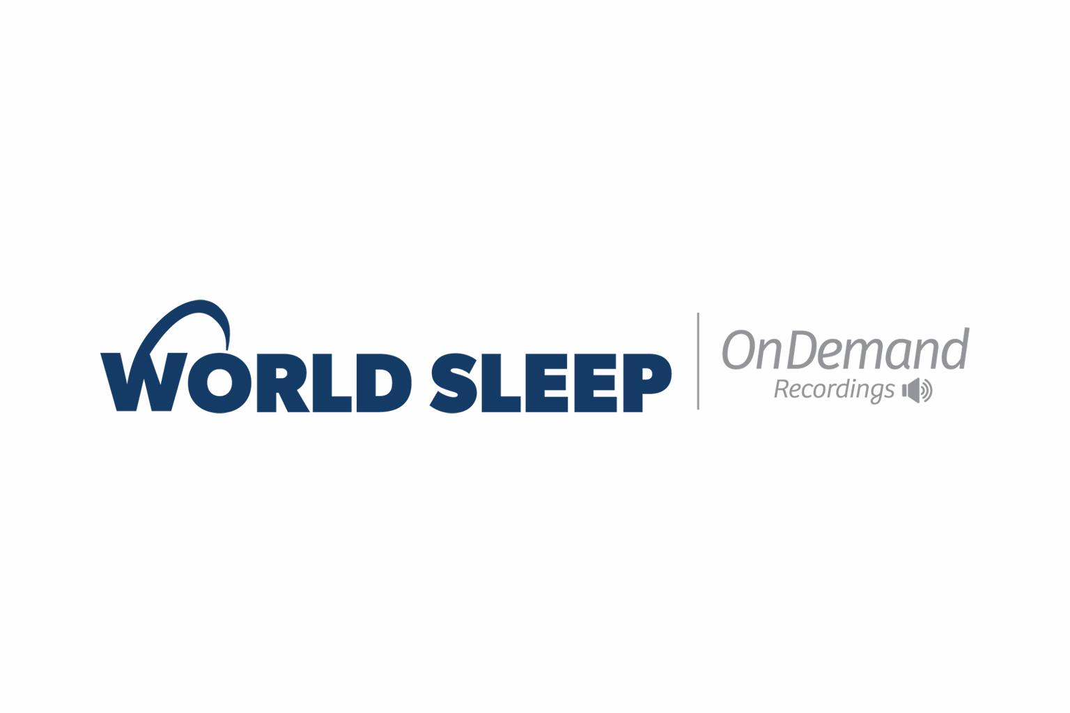 World Sleep OnDemand logo