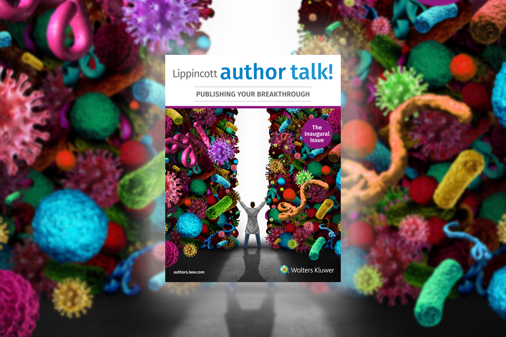 Author Talk! cover