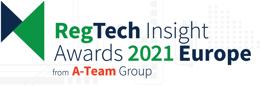 reg-tech insight awards 2021 europe