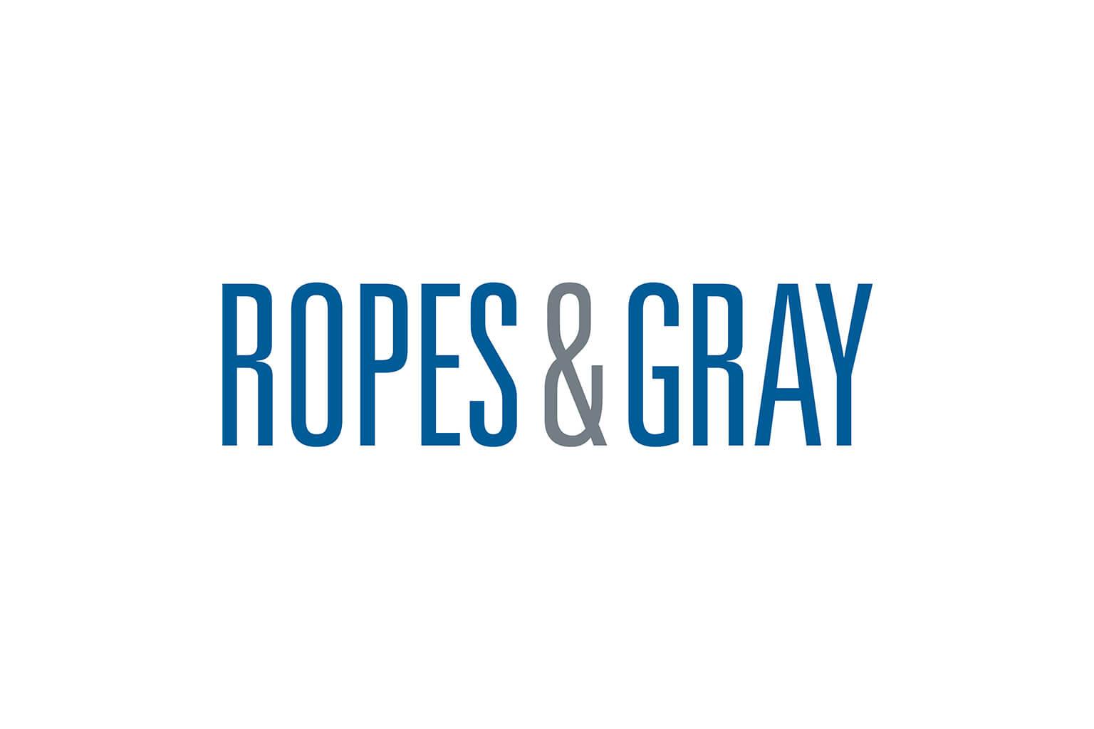 Ropes and Grey logo