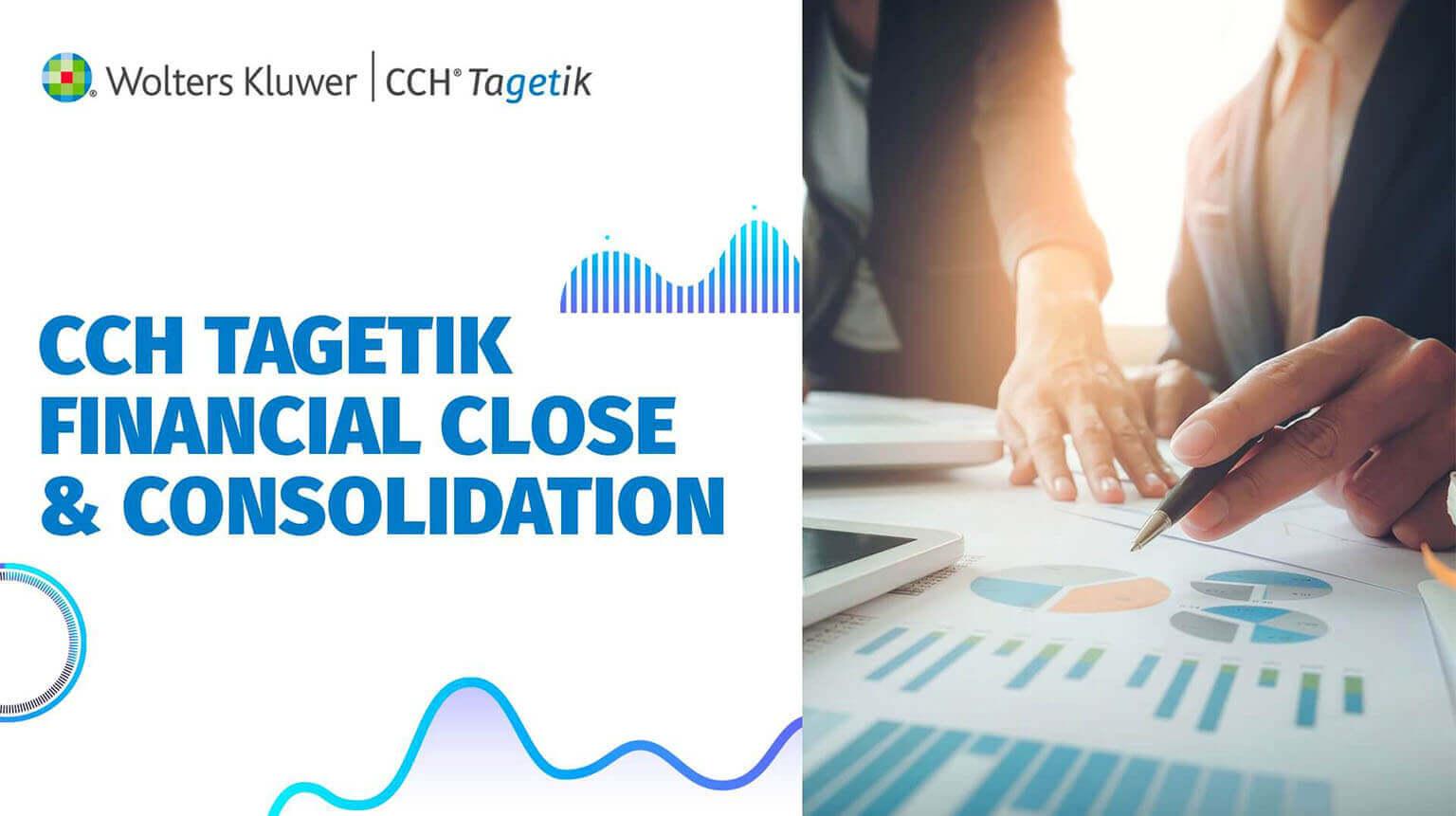 Consolidation & Close Demo