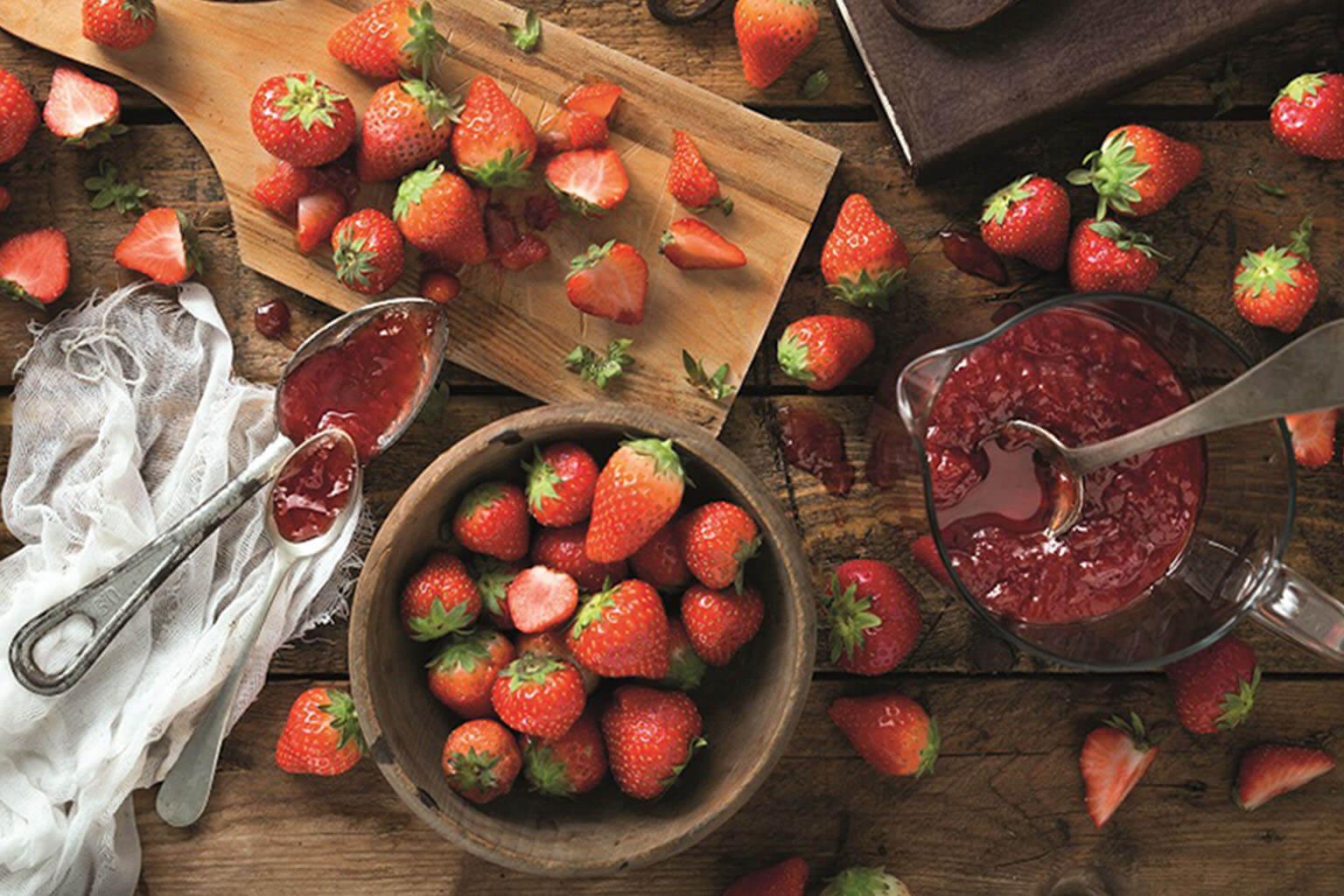 thumbnail image of strawberries