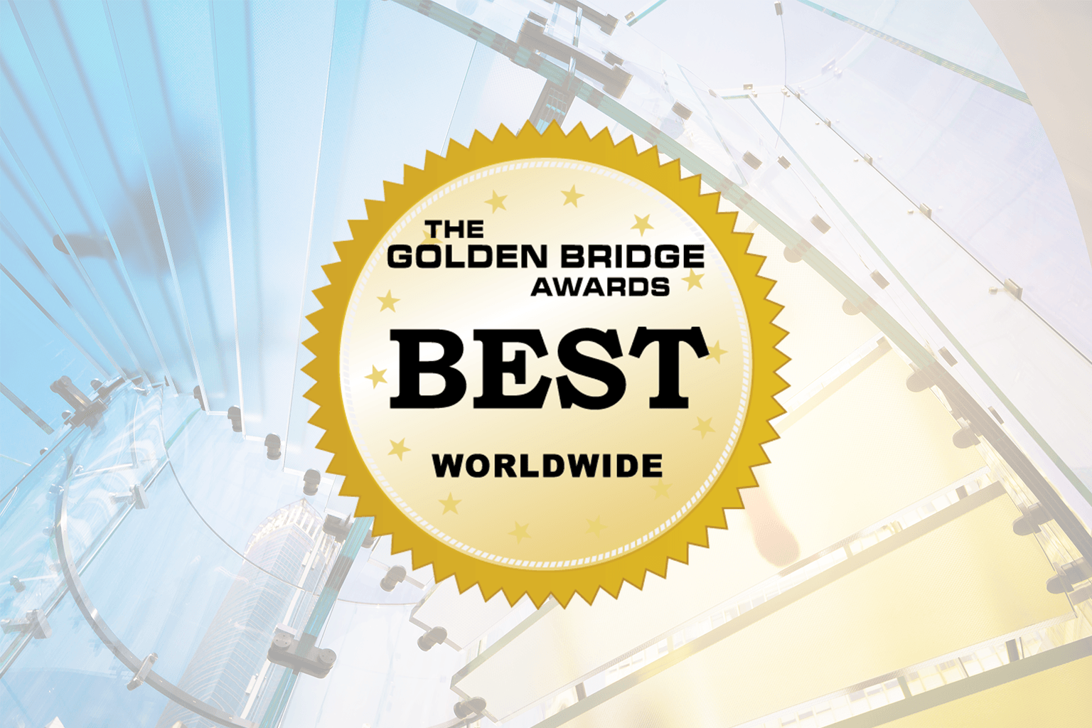The Golden Bridge Awards Best Worldwide