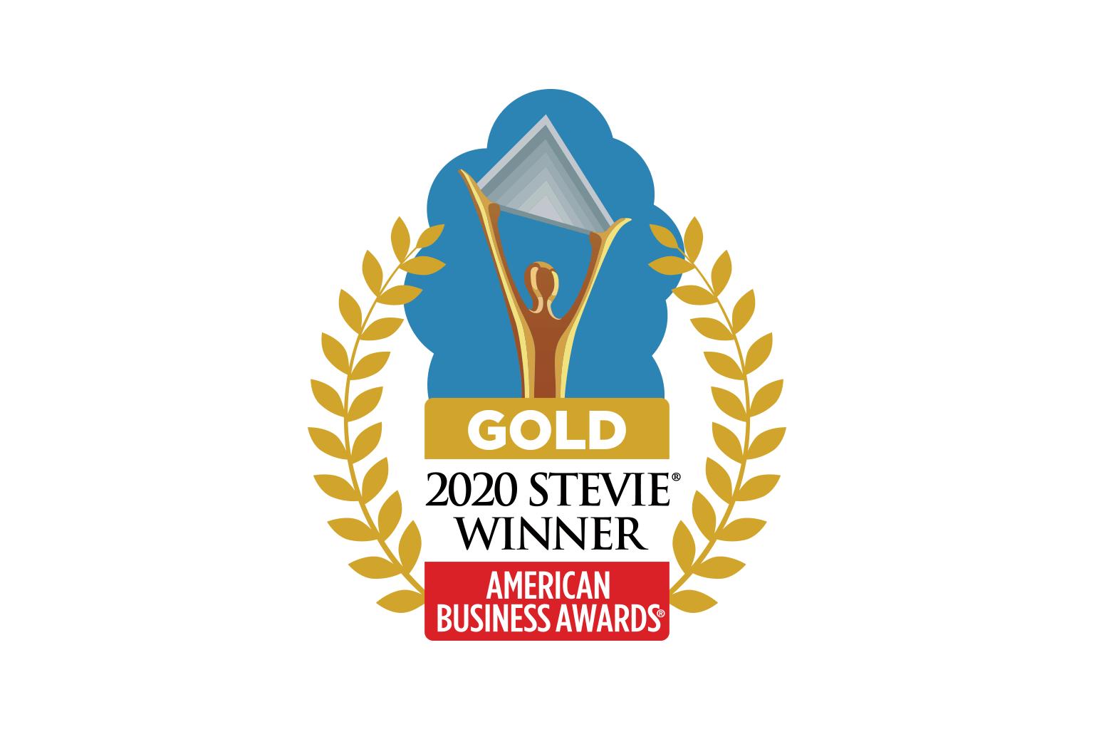2020 gold stevie