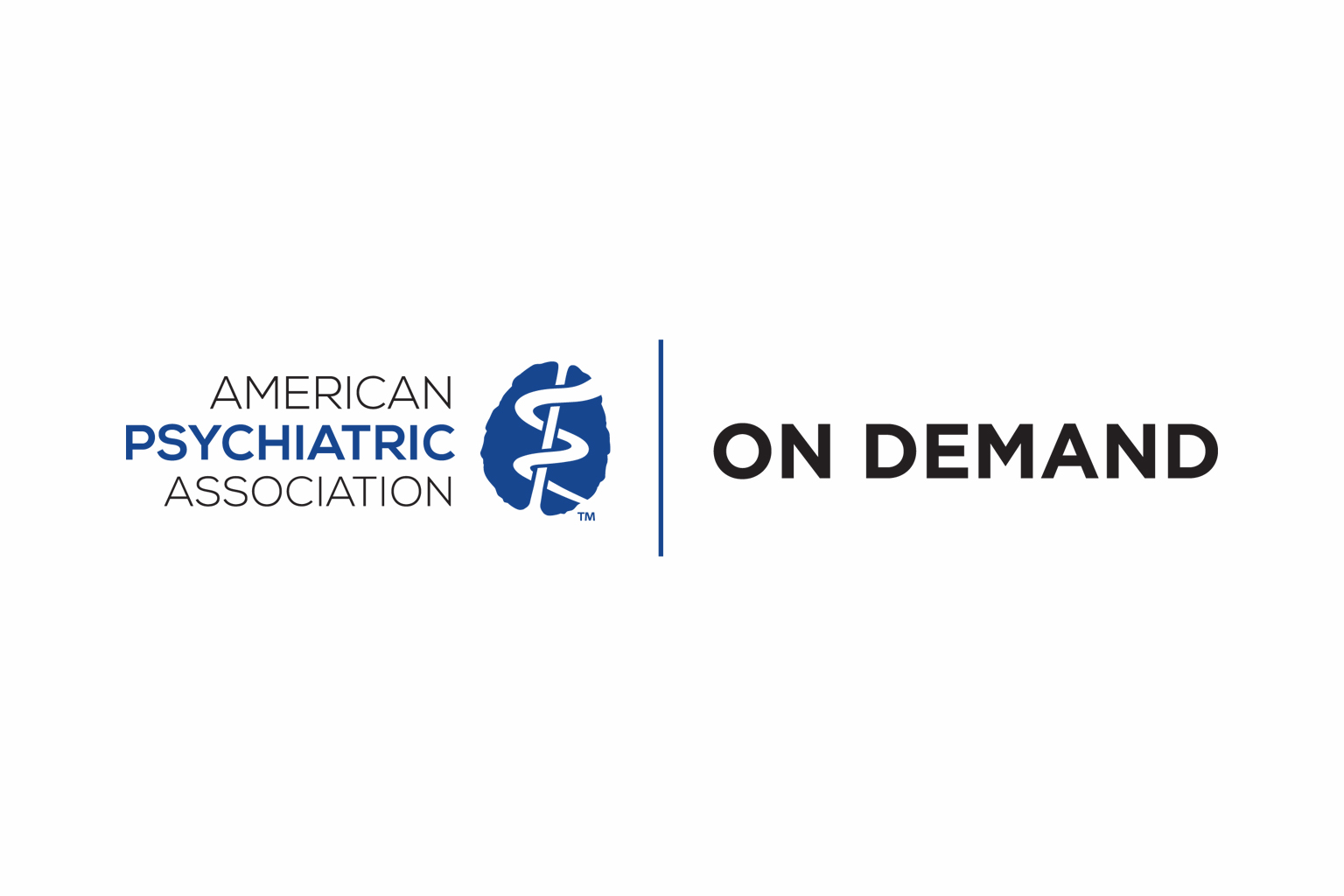 American Psychiatric Association OnDemand logo