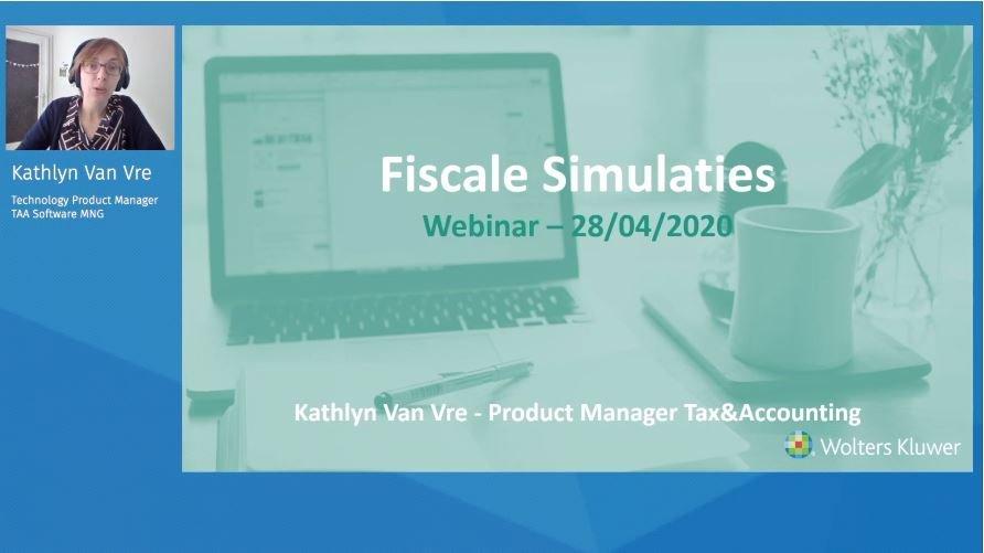 Fiscale Simulaties demo