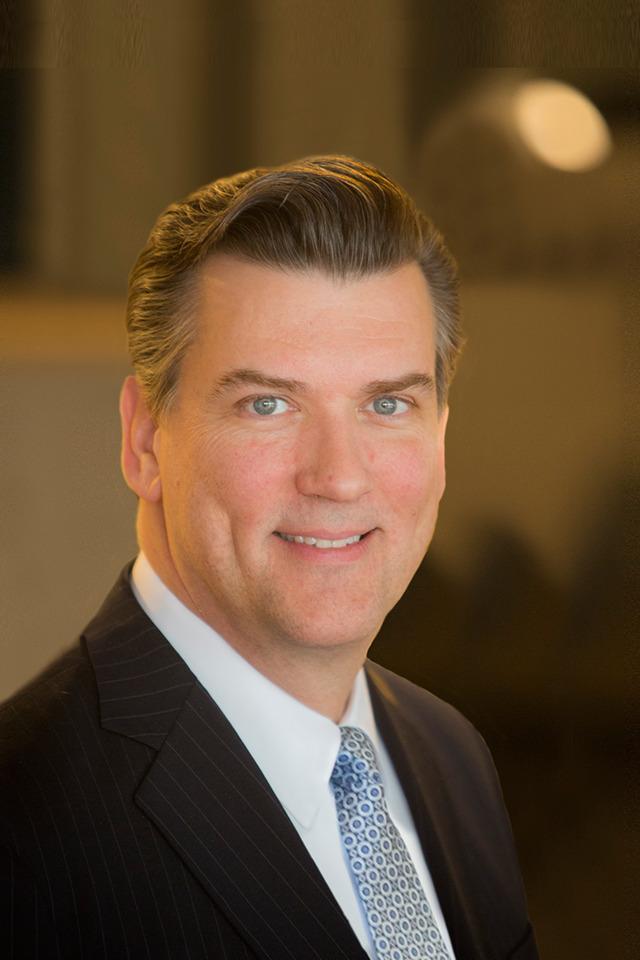 Kevin Entricken CFO Wolters Kluwer