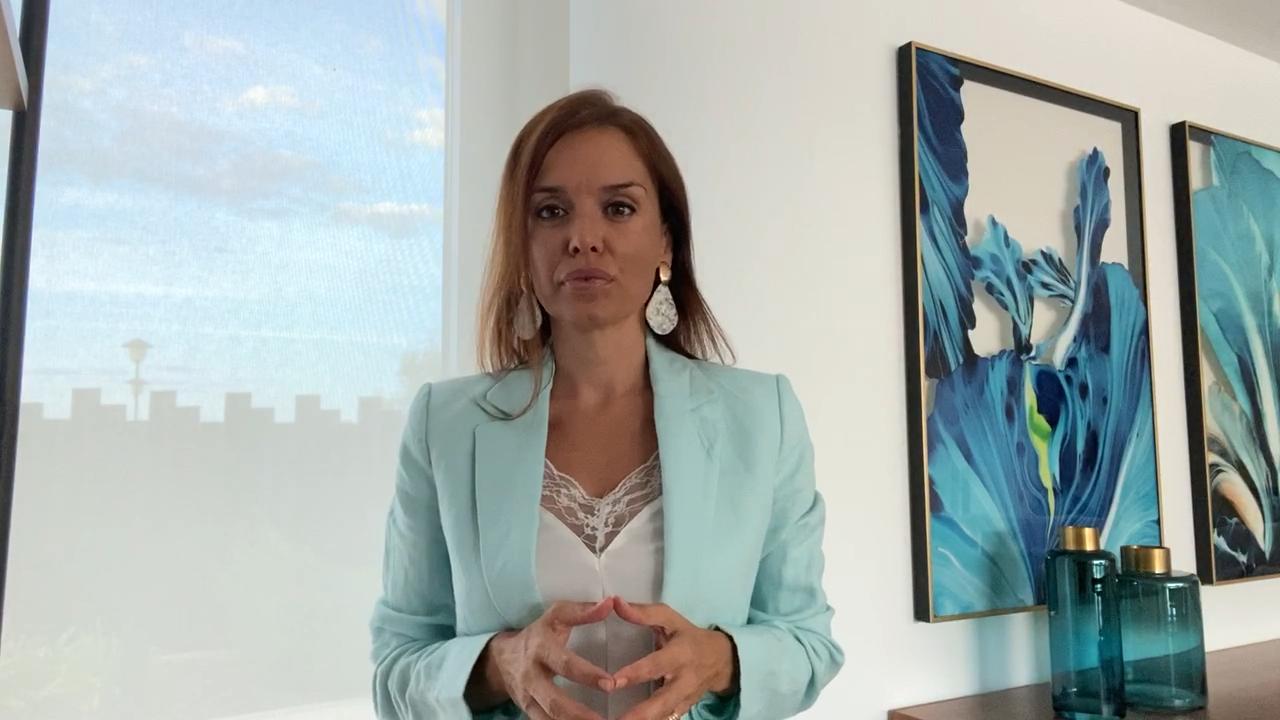 Carolina Verdés, Vicepresidenta Territorial de la APAFCV