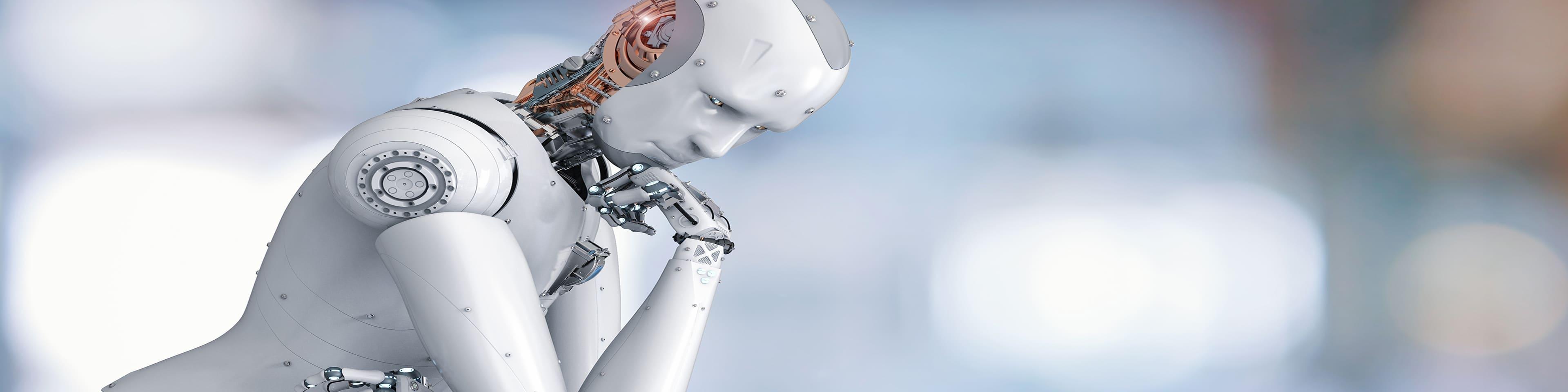denkende robot