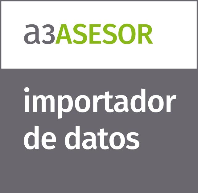a3ASESOR - importador de datos