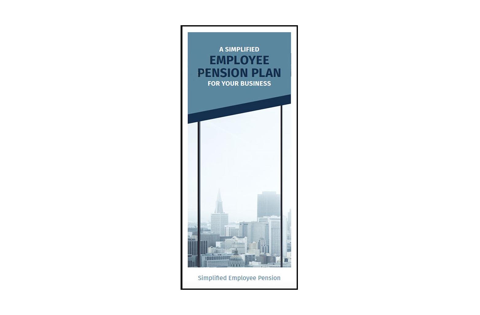Simplified Employee Pension Plan Brochure