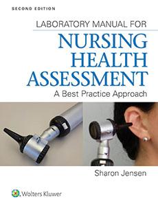 Lab Manual for Nursing Health Assessment book cover