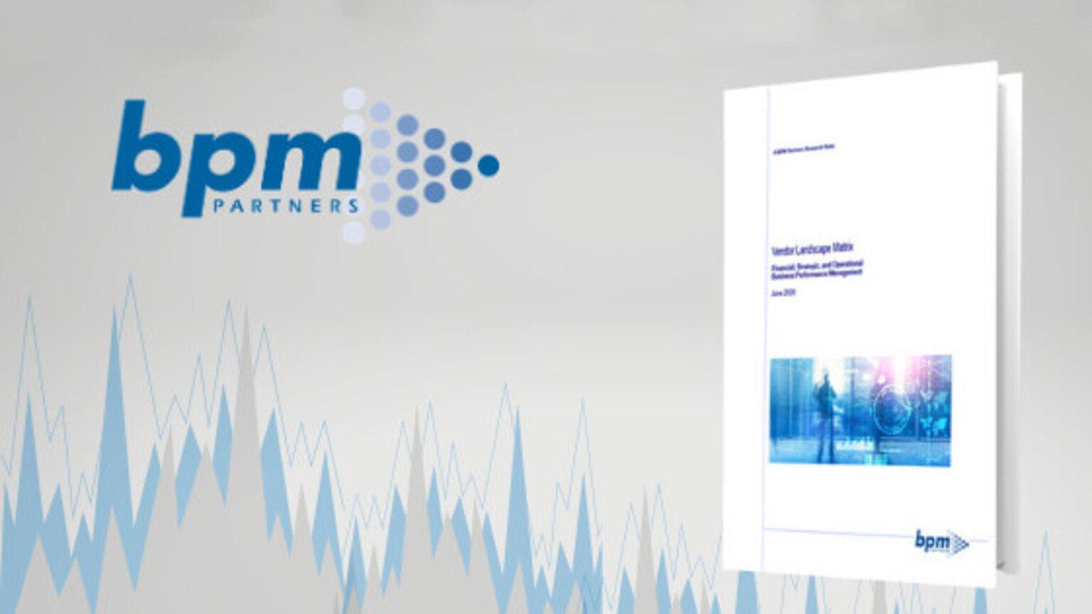 BPM Partners - Vendor Landscape Matrix
