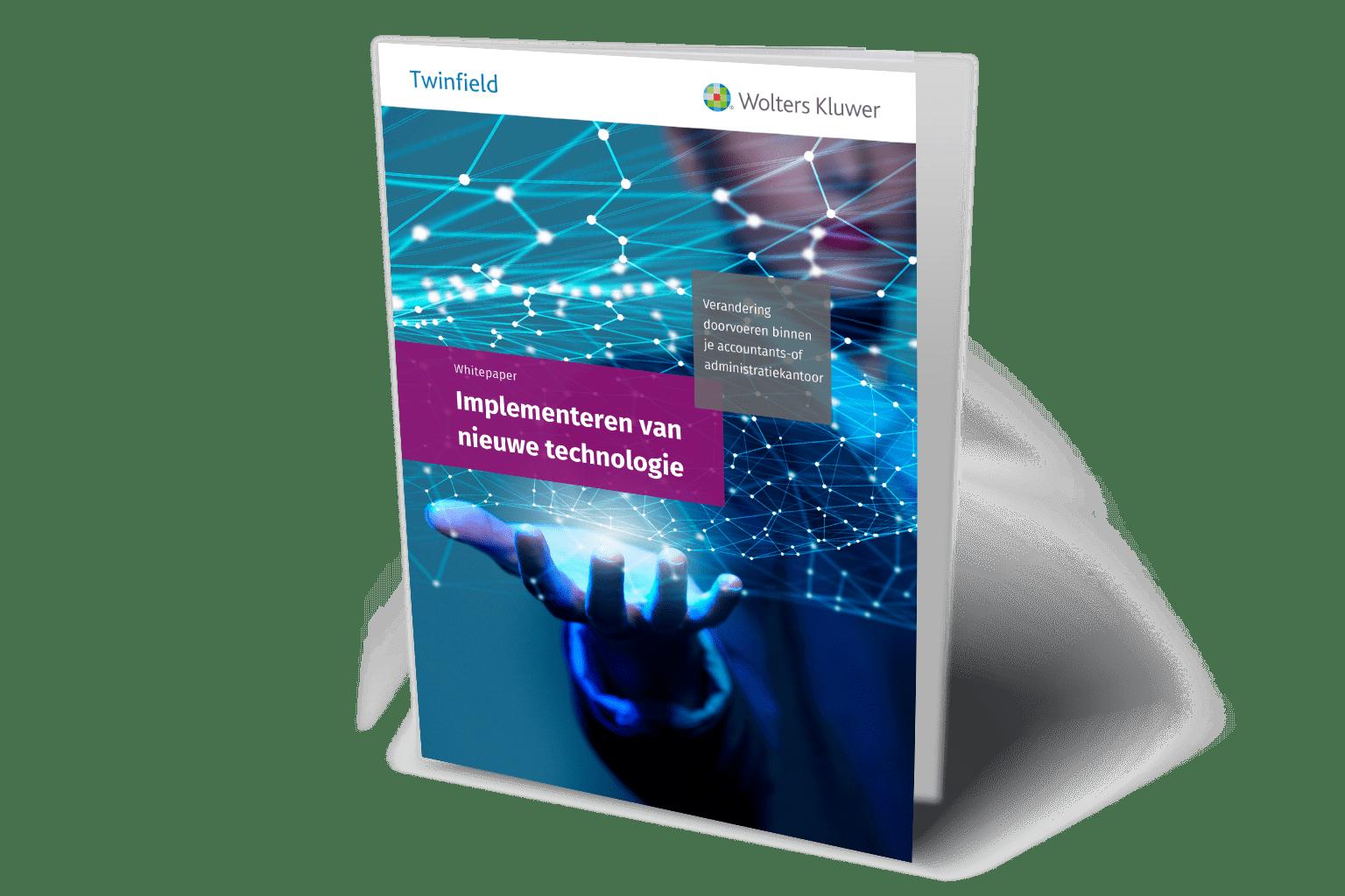 Cover whitepaper Implementeren nieuwe technologie
