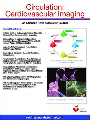 Circulation: Cardiovascular Imaging