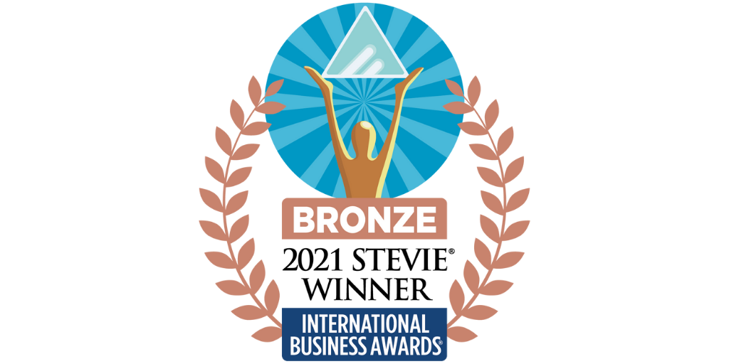 2021 Stevie Bronze Winner