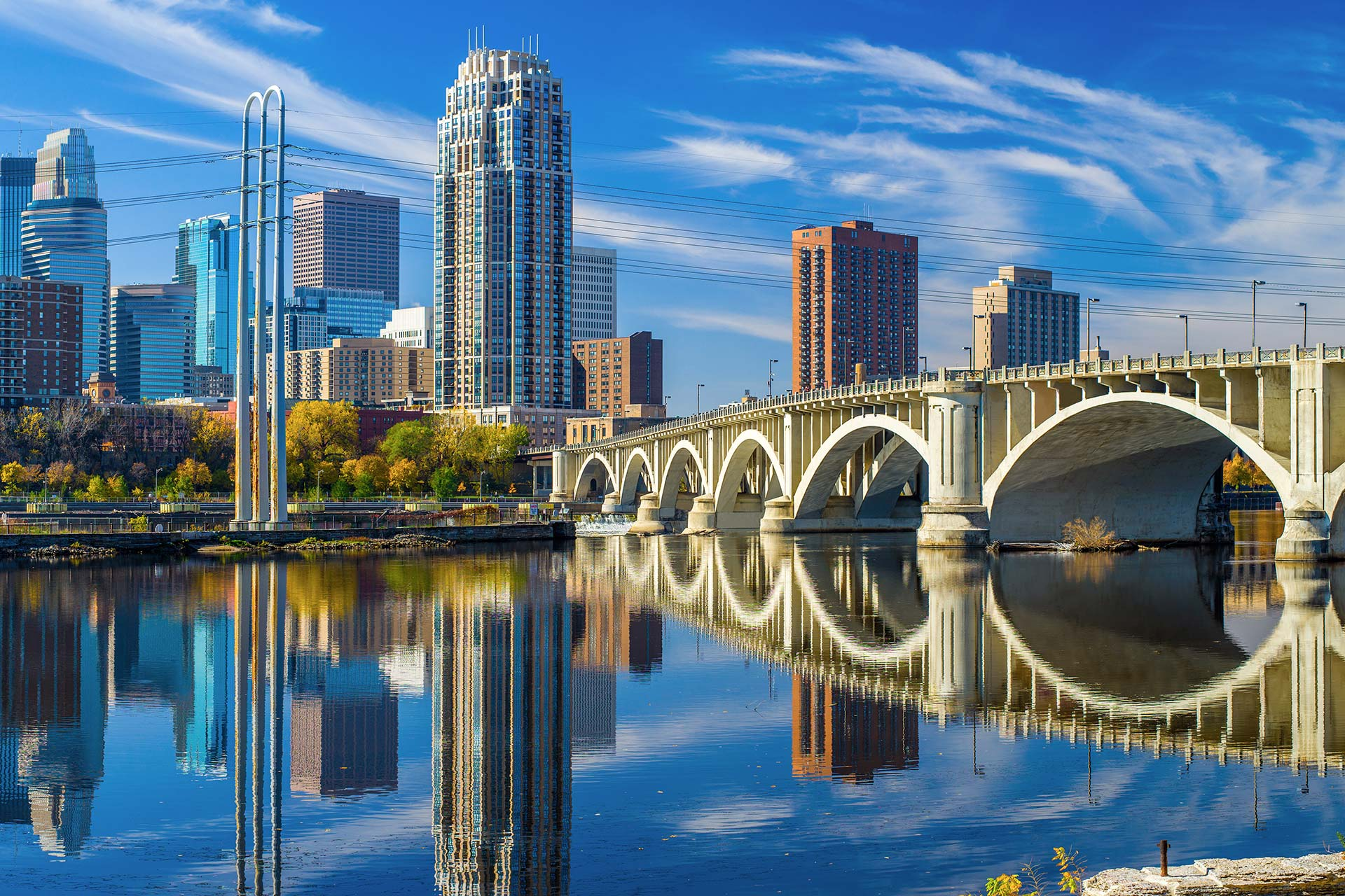 Minnesota has special considerations for a registered agent.  CT Corporation has experienced professionals who can assist.