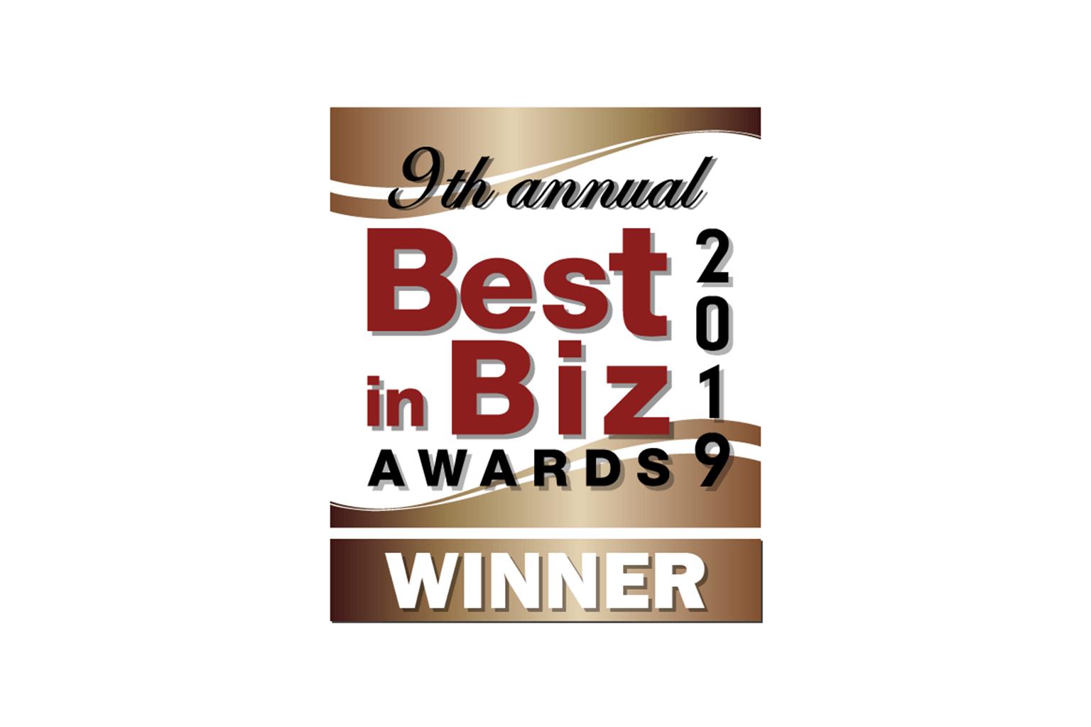 2019 Best in Biz