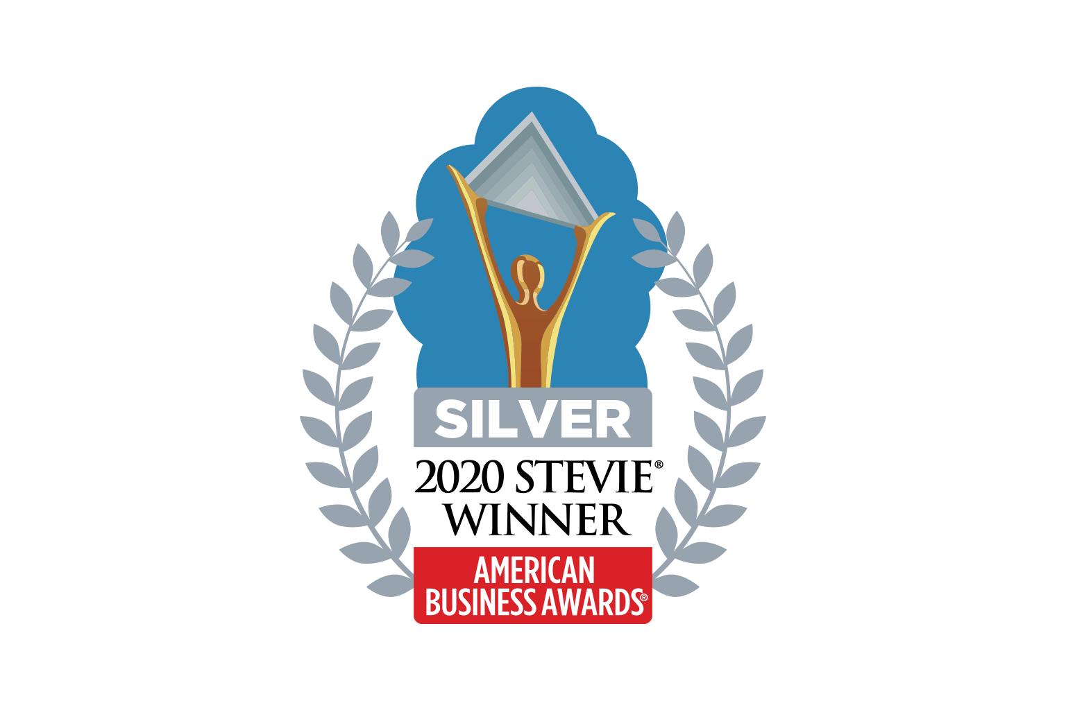 2020 Silver Stevie - ABA