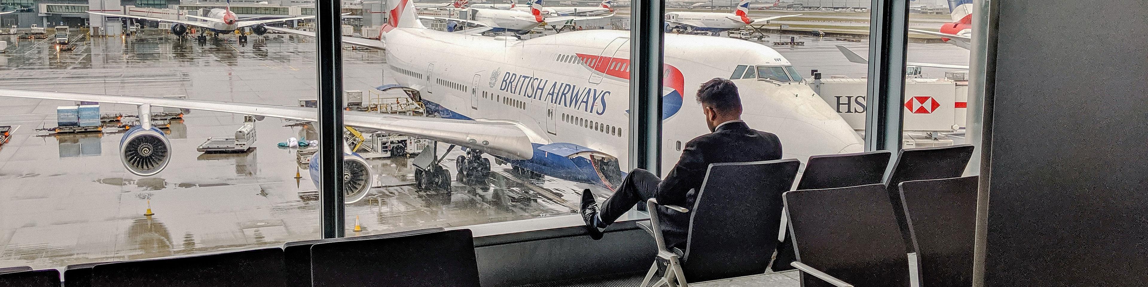 Een duurzaam zakelijk vliegbeleid: hoe werkt het?