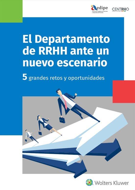 El departamento de RRHH ante un nuevo escenario