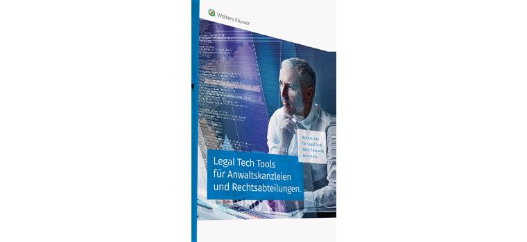 Kostenfreies Whitepaper Legal Tech Lösungen