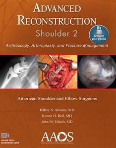Advanced Reconstruction: Shoulder 2 book cover