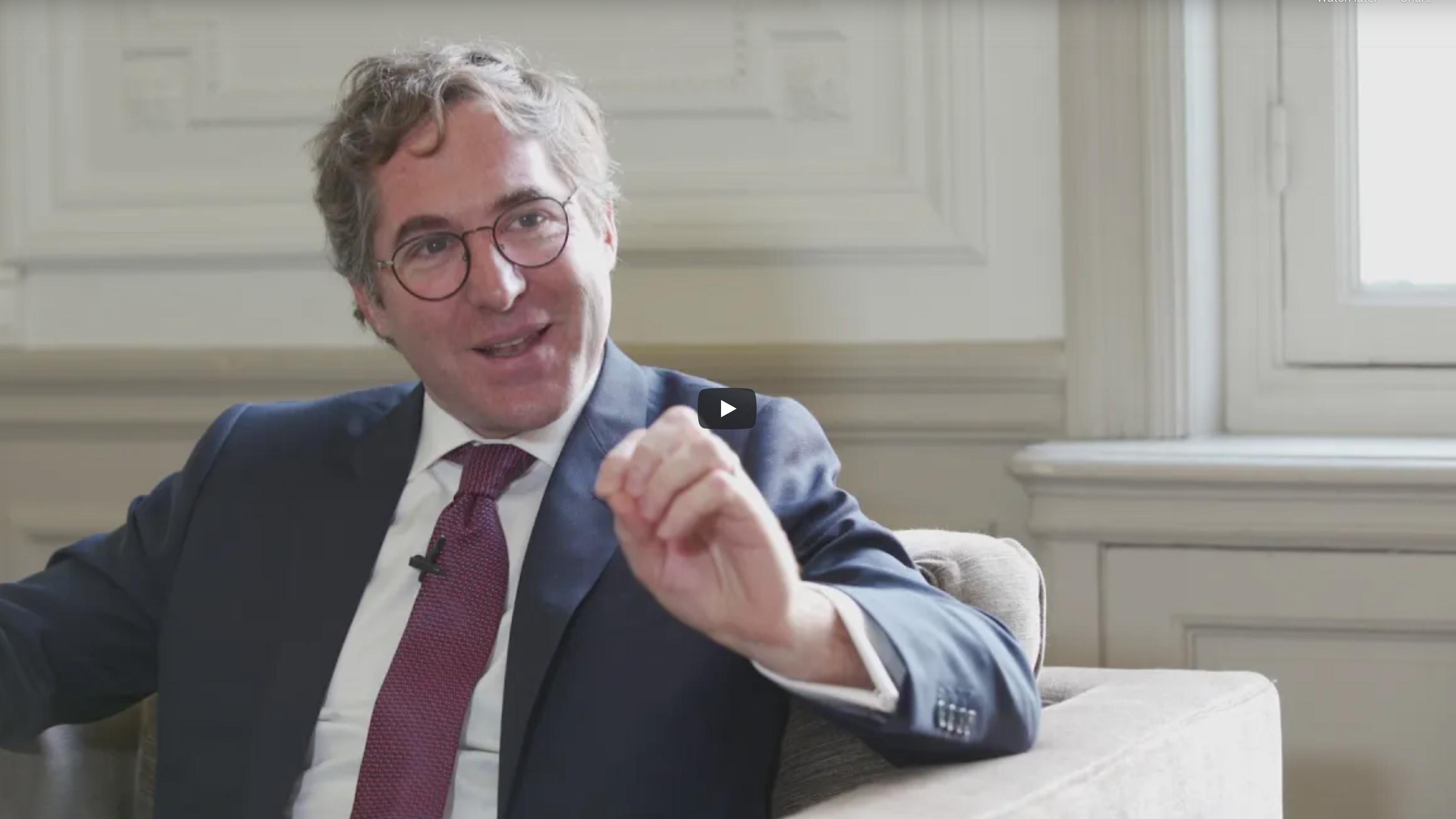 Simon Greenberg video