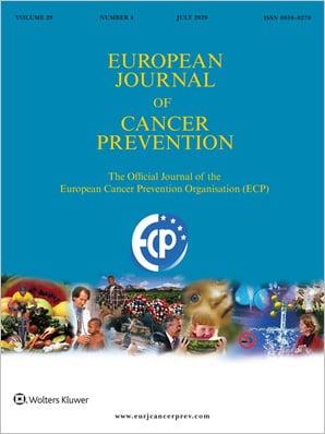 European Journal of Cancer Prevention